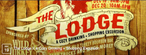 The Lodge Shopping & Drinking Excursion